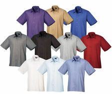 Yes Short Sleeve Machine Washable Formal Shirts for Men