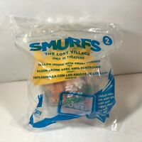 McDonald's Happy Meal The Smurfs The Lost Village #2