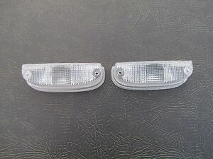 White flash light set for Opel Kadett C 1 Opel Kadett C 08/77 Manta B bis 80