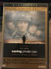 Saving Private Ryan (Dvd, 1999, Special Limited Edition, Widescreen) W/Insert✅