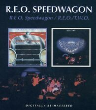 REO Speedwagon - R.E.O. Speedwagon / R.E.O. T.W.O. [New CD] UK - Import