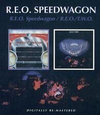 REO Speedwagon - R.E.O. Speedwagon / R.E.O. T.W.O. [New CD] UK - Import