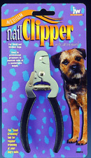 JW GripSoft Pet  Nail Trimmer For Dogs with cutting guard