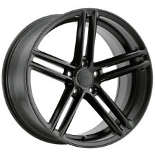 "TSW Chapelle 18x8.5 5x114.3 (5x4.5"") +40mm Matte Black Wheel Rim"