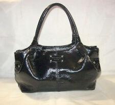 KATE SPADE NY UXBRIDGE Black Patent Leather Stevie Hand / Shoulder Bag Size M/L