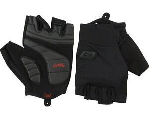 Bellwether Pursuit Gel Short Finger Gloves (Black)