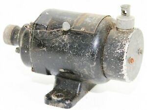 RPM generator, 6A/780 for RAF Lancaster etc (GD2)