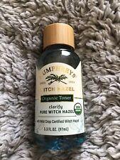 Humphrey's Witch Hazel Organic Toner 97ml Pure & Certified New & Sealed