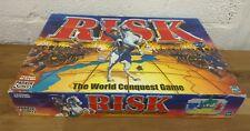La conquista del mundo juego de riesgo clásico juego de mesa Parker Hasbro 2000