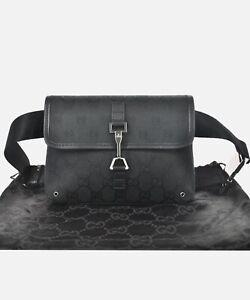 GUCCI GG Monogram Fanny Pack Belt Bag / 300-2165