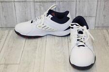 FILA Bank Sneaker, Men's Size 10, White/Navy
