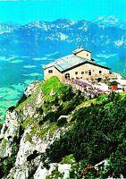 Kehlsteinhaus mit Lattengebirge , Ansichtskarte ungelaufen