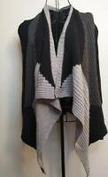 Waterfall Cardigan By Roman Size 14, winter wooly, cosy, knitwear, warm