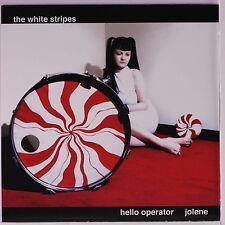 """The White Stripes Hello Operator / Jolene 7"""" Vinyl 45rpm - BRAND NEW"""