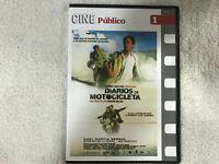 DIARIOS DE MOTOCICLETA DVD WALTER SALLES ROBERT REDFORD