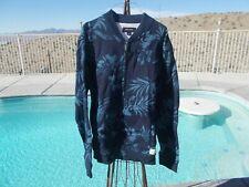 Island style jacket Men's Large  NEW & FREE SHIP