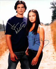 "Tom Welling & Kristin Kreuk 8x10 Signed Autograph Reprint ""Mint"" {FREE SHIPPING}"