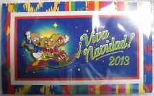 DLR - Viva Navidad - The Three Caballeros (Donald, Jose, & Panchito) Disney Pin