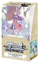 Weiss Schwarz - Sword Art Online II Vol 2  Extra Booster Box - 6 Packs SAO ENG