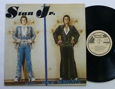 STAN Jr With Magic Moments LP AUTOGRAPHED Pop 1980 Elvis imitator  #1664
