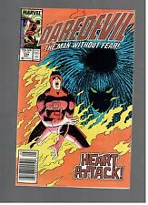 Daredevil #254 First Appearance Typhoid Mary 9.2/9.4 Nm- Hot T.V. Series