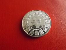 *Münze/Medaille Silber /ca,14,5g.(500)*Richard von Weizsäcker (Schub48)