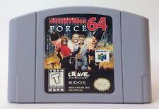 Nintendo 64 N64 Fighting Force 64 Video Game Cartridge