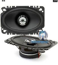 "DCX 460.3 - Hertz 4"" x 6"" 2-Way 80W RMS DIECI Series Coaxial Speakers"