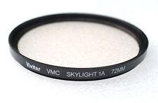 72mm VIVITAR (Tiffen) VMC Skylight 1A Filter - Multi Coated - NEW