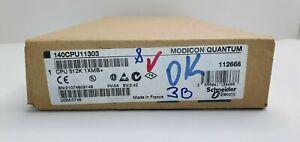 New Sealed Schneider Electric 140CPU11303 Modicon Quantum Concept Processor
