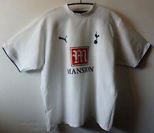 "Tottenham Hotspur F.C. 2006-07 shirt UK XXL US XL Chest 50"" 132 cm # 8 Jenas"