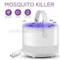 USB Anti-moustique électrique LED Lampe Tueur de moustiques Insecte Mouche