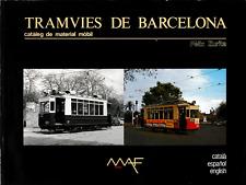 TRAMVIES DE BARCELONA (Chemin de fer Espagnol - Tramway)