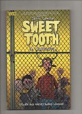 Sweet Tooth: In Captivity - Jeff Lemire Vol 1 TPB - (Grade 9.2) 2010