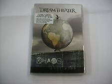 DREAM THEATER - CHAOS IN MOTION - 2DVD LIKE NEW CONDITION 2008