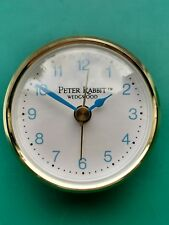 65mm Peter Rabbit Wedgwood Alarm Clock Insert