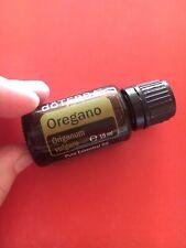 15ml DoTERRA Oregano Pure Therapeutic Grade Essential Oil 100% Natural Brand NEW