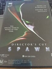 Spawn - Directors Cut [DVD] [1997] Aus Region 4, Like New- Free Post!!