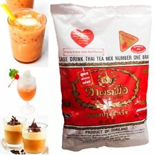 Number One Brand Original Thai Iced Tea Mix Imported From Thailand 190g.