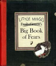 Little Mouse's Big Book of Fears by Emily Gravett (2008, Picture Book)