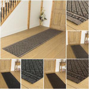 runrug Hallway Carpet Runner Non Slip Extra Long Rug Kitchen Washable Wide Conga