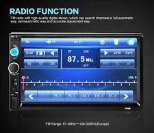 AUTORADIO STEREO DOPPIO DIN RADIO AUTO MP5 SCHERMO PANNELLO TOUCH SCREEN *A*