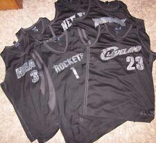 Authentic Swingman NBA Blackout Billups Mr Big Shot Denver Nuggets jersey piston
