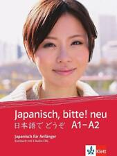 Japanisch, bitte! neu - Nihongo de dooso 1 (2014, Taschenbuch)