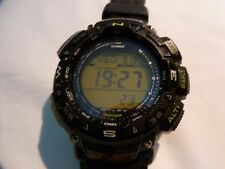 Casio watch PROTREK Triple Sensor PRG-240 Men from japan
