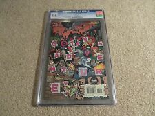 Batman Gotham Adventures #45 CGC 9.6 DC 2002 White Pages See My Store