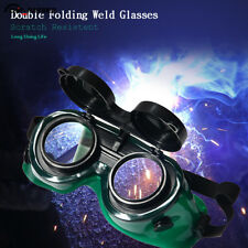 Welding Cutting Welders Safety Goggles Flip Up For Gas Welding Plasma Cutting