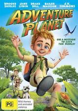 Adventure Planet (DVD) - ACC0410