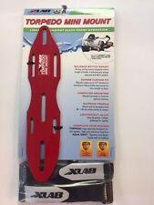 Xlab Torpedo Mini Aluminum Aero Hydration Mount Red