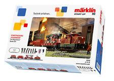 Märklin 29752 Startpackung Feuerwehr Modellbau
